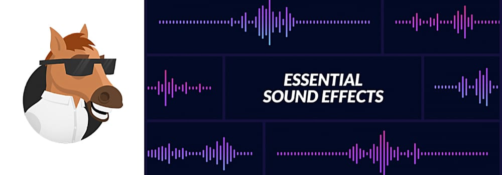 essential sound effects for animation composer フラッシュバック