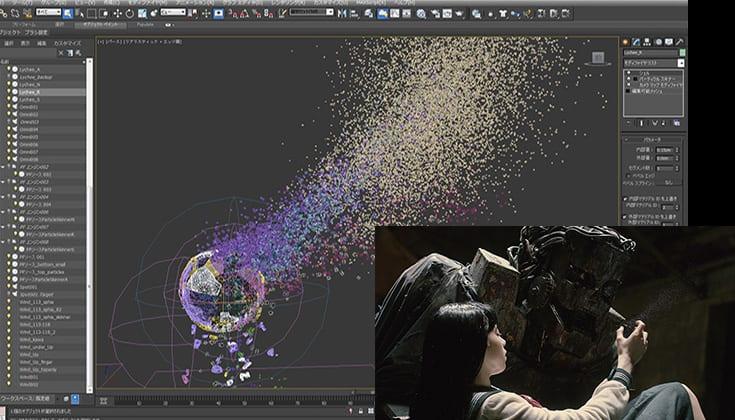 【創造のシナプス】DigitalClover (東京現像所・VFXチーム)/ライチ☆光クラブ 編