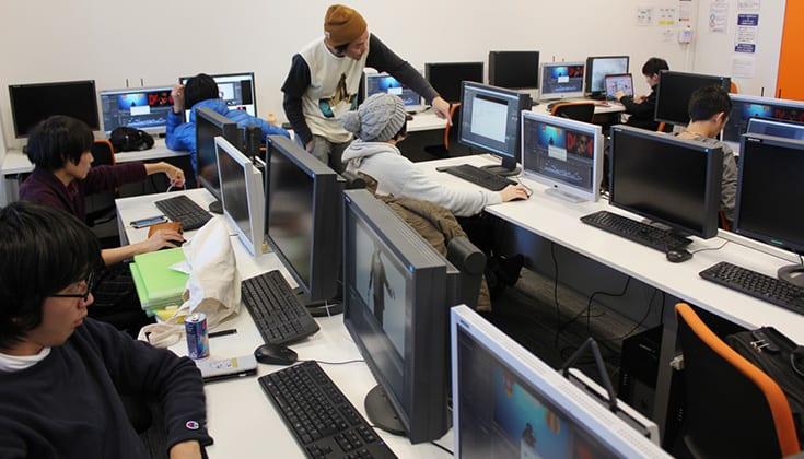 【映像を学ぶ!現場レポート】デジタルハリウッド大学/映像制作演習 PBL